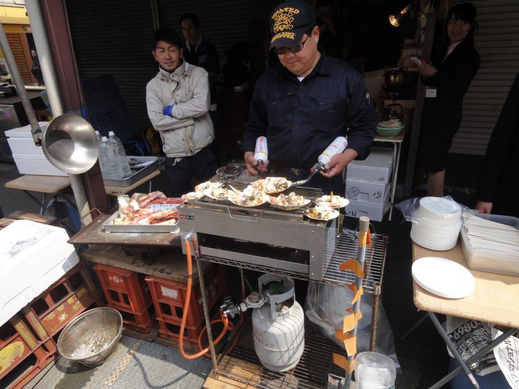 mercados japoneses